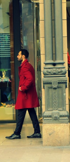 The Red Coat II