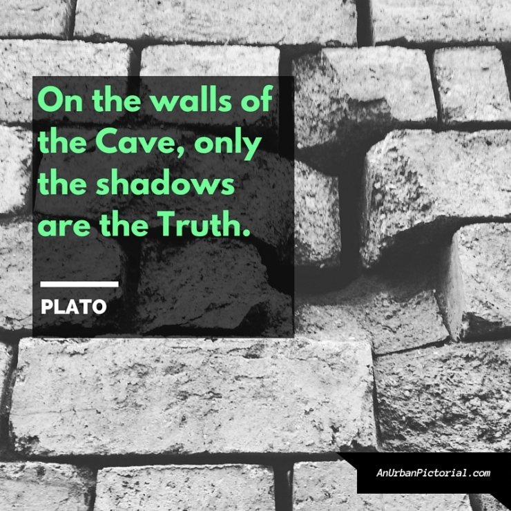 On the walls of the Cave, only the shadows have the Truth-3